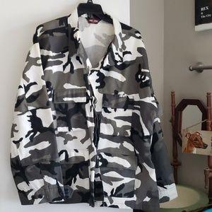 True Spec Jacket Size 3X